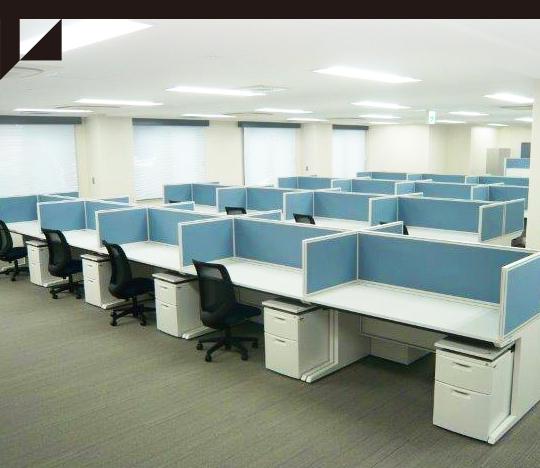 オフィス開設・移転事例