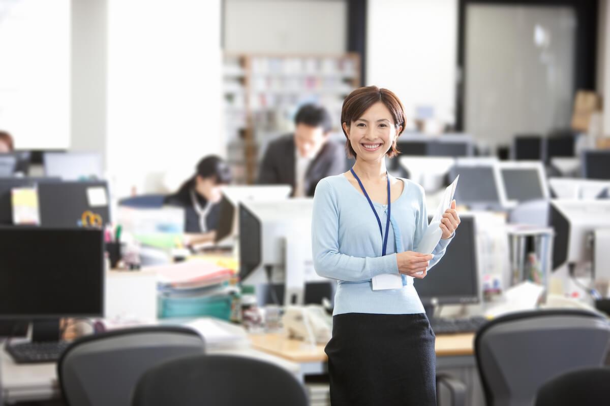 女性目線でのオフィスプラン