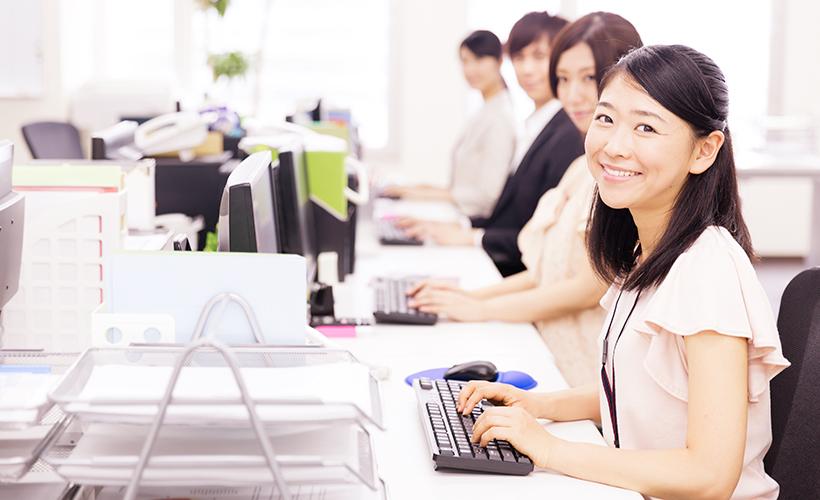 女性が働きやすい環境づくりから、人材獲得・定着率の向上までサポート